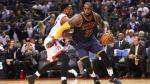 Cleveland Cavaliers de LeBron James vencieron 94-91 a Toronto Raptors - Noticias de kevin love