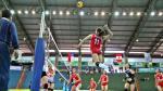 Perú venció a Paraguay por 3-0 en el Sudamericano Sub 20 de Vóley - Noticias de flavia sanchez