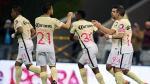 América venció 3-1 al Santos Laguna en el Estadio Azteca por Liga MX - Noticias de silvio torres
