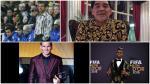 Maradona, Cristiano, Messi y otros jugadores que lucieron ropa extravagante - Noticias de diego alves