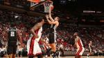 Los Spurs siguen imparables: San Antonio 106-99 Miami Heat por la NBA - Noticias de tony parker