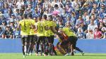 Barcelona SC goleó 3-0 a Delfín y continúa como líder de la Serie A de Ecuador - Noticias de cruz silva