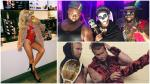 Halloween: los mejores disfraces que usaron las estrellas de la WWE (FOTOS) - Noticias de guason