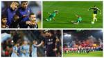 Lo que la TV no te mostró de la jornada de martes de Champions League - Noticias de ilkay gundogan