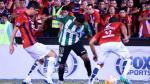 Atlético Nacional empató 1-1 con Cerro Porteño por Copa Sudamericana - Noticias de silvio torres