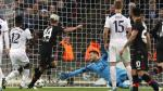 Con 'Chicharito' Hernández: Leverkusen ganó 1-0 Tottenham por Champions League - Noticias de erik lamela
