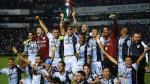 ¡Querétaro, campeón de la Copa MX! Venció 3-2 a Chivas en penales - Noticias de víctor benítez