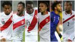 Selección Peruana: ¿André Carrillo y Luis Advíncula ante Paraguay? - Noticias de gabriel casimiro
