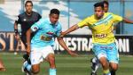 Sporting Cristal cayó 5-2 ante La Bocana con triplete de Wilmer Aguirre - Noticias de ruben aguirre