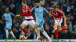 Manchester City igualó 1-1 con Middlesbrough en Etihad por Premier League - Noticias de barcelona victor valdes
