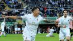 Con golazo de Lapadula: AC Milan ganó 2-1 al Palermo por la Serie A - Noticias de edin dzeko