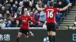 Manchester United derrotó 3-1 al Swansea por la Premier League - Noticias de mike jones