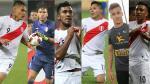 Selección Peruana: así llegan los jugadores que provienen del 'extranjero' - Noticias de lucho carrillo