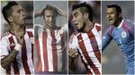 Selección Peruana: Paraguay modificó su convocatoria por cuatro bajas - Noticias de juan manuel iturbe