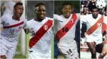 ¿Quién luce mejor la camiseta '10' de la Selección Peruana? - Noticias de julio edson uribe