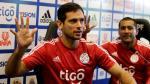 Roque Santa Cruz anunció su retiro de la Selección de Paraguay - Noticias de roque santa cruz