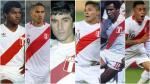 Selección Peruana: heredaron los dorsales de los mundialistas de España 82 - Noticias de julio rosas