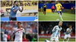 Con Paolo Guerrero: ¿Quién es el mejor jugador de las Eliminatorias? - Noticias de alexis rodriguez