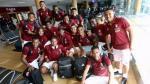 Selección Peruana partió a Paraguay con la mira en los tres puntos - Noticias de ricardo cabrera