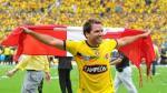 Renzo Revoredo pone en aprietos económicos a SC Barcelona de Ecuador - Noticias de gustavo costas