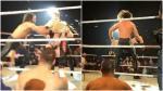 WWE: Seth Rollins arruinó el compleaños a Chris Jericho con un tortazo - Noticias de esto es guerra
