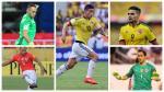 ¿Quiénes son los jugadores más caros del Colombia-Chile por Eliminatorias? - Noticias de fernando muriel