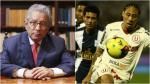 Presidente de la CJ-FPF confesó que es hincha de Alianza Lima - Noticias de walter ibanez