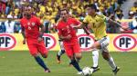 ¡Puntazo! Chile igualó 0-0 con Colombia por las Eliminatorias Rusia 2018 - Noticias de james nelson