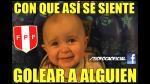 Los memes que dejó la goleada de Perú sobre Paraguay en Eliminatorias - Noticias de christian benitez