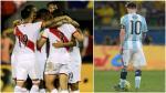"""""""Lo mejor de Argentina fue que Perú le ganó a Paraguay y punto"""" - Noticias de juan pablo varsky"""