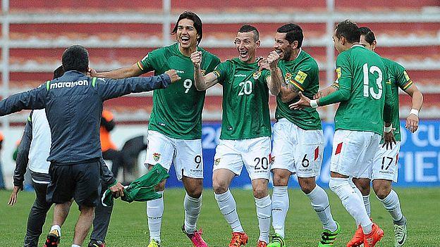 Eliminatorias 2018: Bolivia venció 1-0 a Paraguay en La Paz