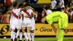 Selección Peruana: así narró la TV paraguaya los goles de la Blanquirroja - Noticias de ricardo arce