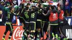 México venció 2-1 a Estados Unidos en hexagonal final de Eliminatorias - Noticias de rafael talavera