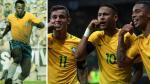 Perú vs. Brasil: 'Canarinha' quiere igualar récord, de la época de Pelé, en Lima - Noticias de 31 clasificados
