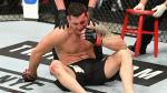 UFC 205: Yoel Romero y la brutal rodilla voladora que noqueó a Chris Weidman - Noticias de chris weidman