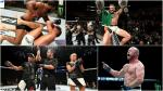 UFC 205: Conor McGregor y todos los ganadores del histórico evento de UFC - Noticias de eddie alvarez