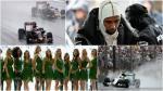 Fórmula 1: Gran Premio de Brasil se disputa bajo intensa lluvia (FOTOS) - Noticias de esteban gutierrez