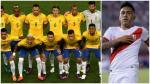 """Selección de Brasil: """"Christian Cueva es rápido y tenemos que estar preparados"""" - Noticias de corinthians"""