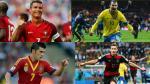 Con Cristiano Ronaldo: los 10 máximos goleadores europeos con sus selecciones - Noticias de gerd muller