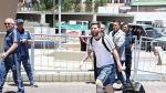¿Volvieron las arcadas?: Lionel Messi vomitó durante viaje por avión - Noticias de argentina italia amistoso