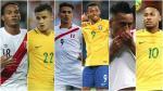 Perú ante Brasil: puesto por puesto, el valor de cada jugador titular - Noticias de pedro guerrero