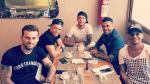 Neymar y la comida peruana previo al partido ante la selección por Eliminatorias - Noticias de nicky hilton