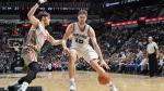 Con Pau Gasol: San Antonio Spurs venció 94-90 a Miami Heat en la NBA - Noticias de parker stevenson