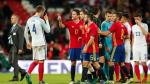 España igualó 2-2 con Inglaterra en mítico Wembley por amistoso FIFA - Noticias de jose sam