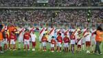Muy emotivo: así se escuchó el himno de Perú en el Estadio Nacional [VIDEO] - Noticias de marco gabriel