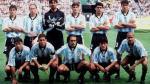 Con Simeone a la cabeza: la Argentina del 98 que decidió no hablar con la prensa - Noticias de diego pablo simeone