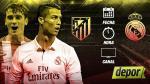 Real Madrid vs. Atlético de Madrid: hora y canal del derbi de Liga Santander - Noticias de liga española 2014-15