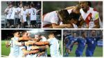 Perú es la novedad: el top 20 de selecciones del ránking FIFA de noviembre - Noticias de asuncion hora