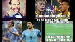 Los 50 mejores memes que dejaron las 12 primeras fechas de Eliminatorias 2018 - Noticias de mundialistas