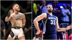 Marc Gasol celebró al estilo de Conor McGregor en la NBA - Noticias de angeles clippers